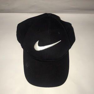Nike logo hat